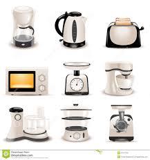 Kitchen Appliance Kitchen Appliances Stock Photo Image 25147780