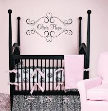 best images about baby girl nursery ideas pinterest name best images about baby girl nursery ideas pinterest name wall decals shabby chic frames and black cribs