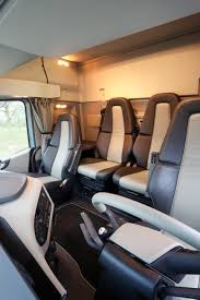volvo big rig volvo fh training vehicle with seats rather than a bunk