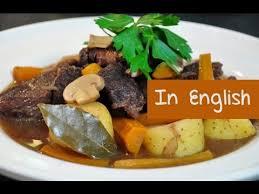 herve cuisine lasagne recipe boeuf bourguignon burgundy beef stew by hervé