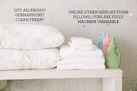 How To Wash A Polyester Comforter Cleaning Memory Foam Pillow Made Easy How To