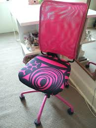 desk chairs pink office chair ikea furniture arms bungee desk no