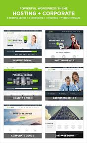 arka host whmcs hosting shop corporate theme by king theme