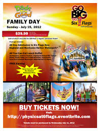 Six Flags Ad Physics Of Roller Coaster 07 15 The Papa Post