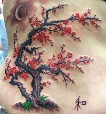 cherry blossom tree tattoo pictures bonsai tree tattoo