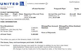 united airlines ticket change fee united 75 trick not dead milevalue