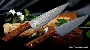 custom japanese kitchen knives custom order individual chef knives salter cutlery