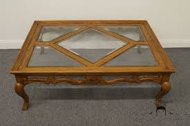 drexel coffee table high end used furniture drexel heritage country french south of