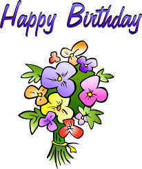 free birthday greetings birthday wishes clipart 163927