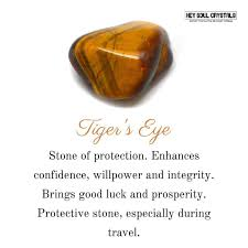 tiger eye effects meanings tigers and crystals