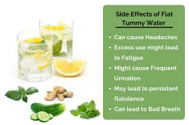Does Lemon Water Make You Go To The Bathroom Flat Tummy Water Side Effects U0026 How Often To Drink For Benefits
