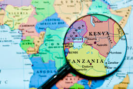Map Of Uganda Africa by Kenya Tanzania Africa Uganda Map Global Trade Review Gtr