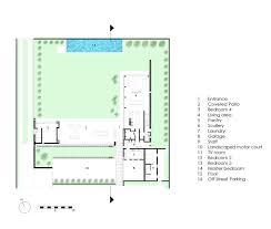 Brixton Academy Floor Plan by House 01 Hyde Park Daffonchio U0026 Associates Architects