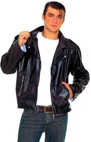 Danny Sandy Halloween Costume Larger Image Grease Costumes Greaser