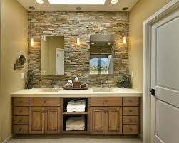 ideas for bathroom mirrors vanity mirror ideas lesgavroches co