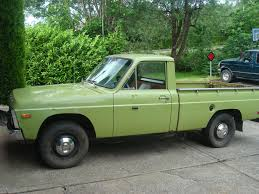 1975 Ford Truck Colors - plumbob 1975 ford courier specs photos modification info at