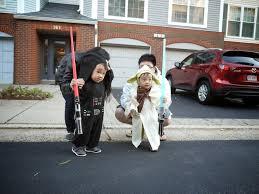 Yoda Toddler Halloween Costume 20 Funniest Costumes Twin Kids Wear Halloween