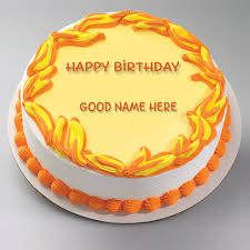 write name on birthday cake for cute sister online free mails