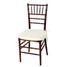 chiavari chairs rental fruitwood chiavari ballroom chair rentals unlimited