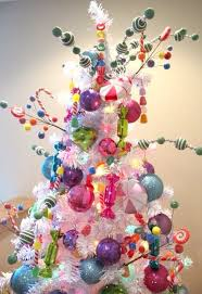 candy christmas tree 23 colorful christmas tree décor ideas shelterness