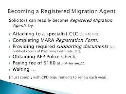 clcs work with asylum seekers in australia migration agents
