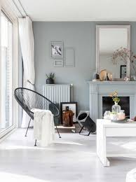 blue grey livingroom in breda photographer hans mossel styling