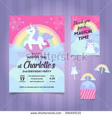 many stock birthday party invitation card vector creation birthday party invitation stock images royalty free images