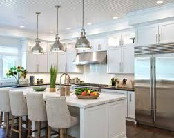 kitchen with large island kitchen island lamps pendant lighting bar lights under counter