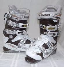 womens size 11 in ski boots 10 11 tecnica 80 air shell used womens ski boots size 23