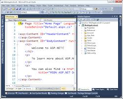design web form in visual studio 2010 creating a nuget package in 7 easy steps plus using nuget to