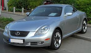 lexus models 2003 2003 lexus sc 430 information and photos momentcar