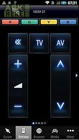 tv remote app for android panasonic tv remote for android free at apk here store