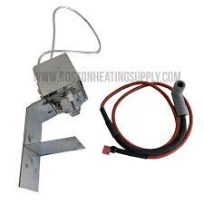 utica gas boiler pilot light utica 550003057 lp nat pilot assembly utica mgb 15b