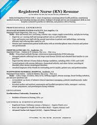 rn resume template registered rn resume sle img nurses sles rn tips
