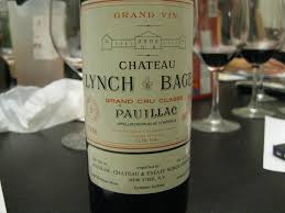 wine from château lynch bages wine wednesday bordeaux wines avvinare