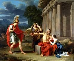 Tiresias The Blind Prophet Oedipus The Nsavides Blog