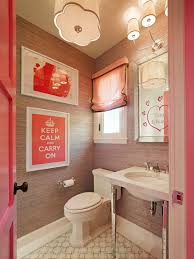 yellow accents wall paint for marvelous bathroom design idea using