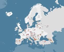 map to europe free illustration map of europe map europe eu free image on