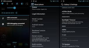 android ics android 4 0 4 ics for galaxy s i9000 the android soul