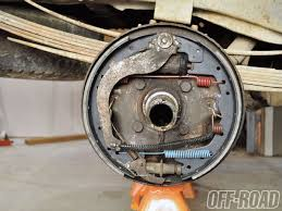 ford f250 brakes a basic drum brake how to road magazine