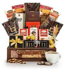 coffee gift baskets gourmet coffee gift basket angel delights
