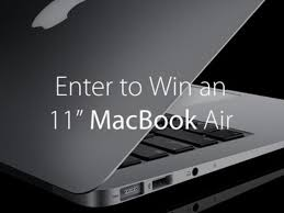 enter for a chance to win a macbook air deals cult of mac