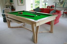 Pool Dining Table by Hand Made Pool Dining Table Philip J Beards