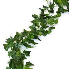 156 feet fake foliage garland leaves decoration artificial