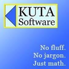 kuta software free math worksheets the teacher treasury