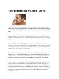plete guide special effects makeup pdf mugeek vidalondon