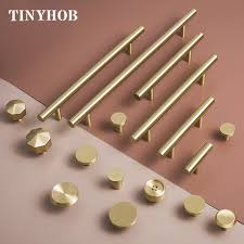 where to buy kitchen cabinet handles in singapore gold solid brass knobs european t bar handles drawer pulls kitchen cabinet knobs and handles furniture hardware