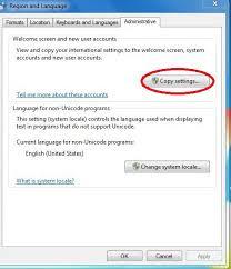 Windows 7 Top Bar Display Language Bar At Logon Screen In Windows 7 Eswar Koneti Blog