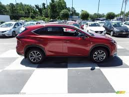 lexus nx black red interior 2016 matador red mica lexus nx 200t 113563651 photo 3 gtcarlot