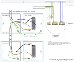 wiring diagrams three pole light switch 3 switches 1 black